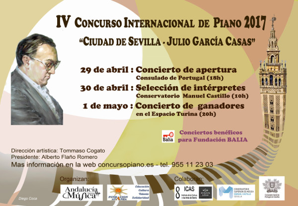 Cartel concurso piano